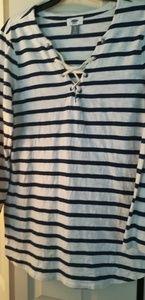 Long sleeve XL top
